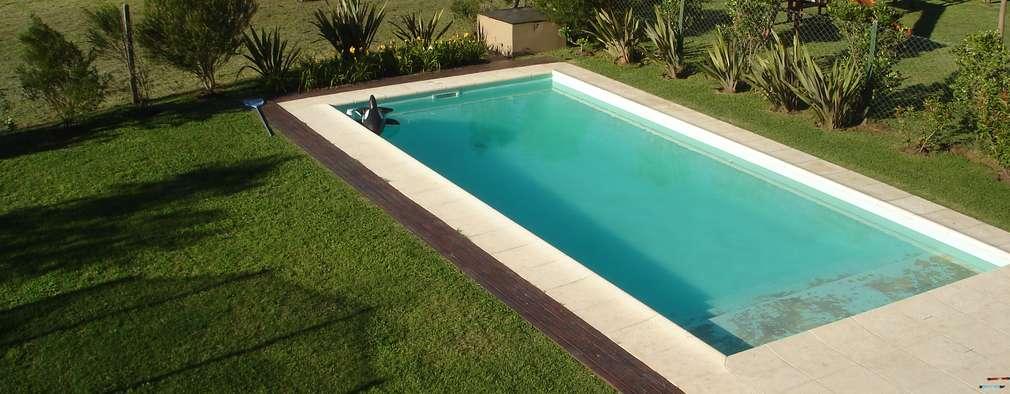 สระว่ายน้ำ by Fainzilber Arqts.