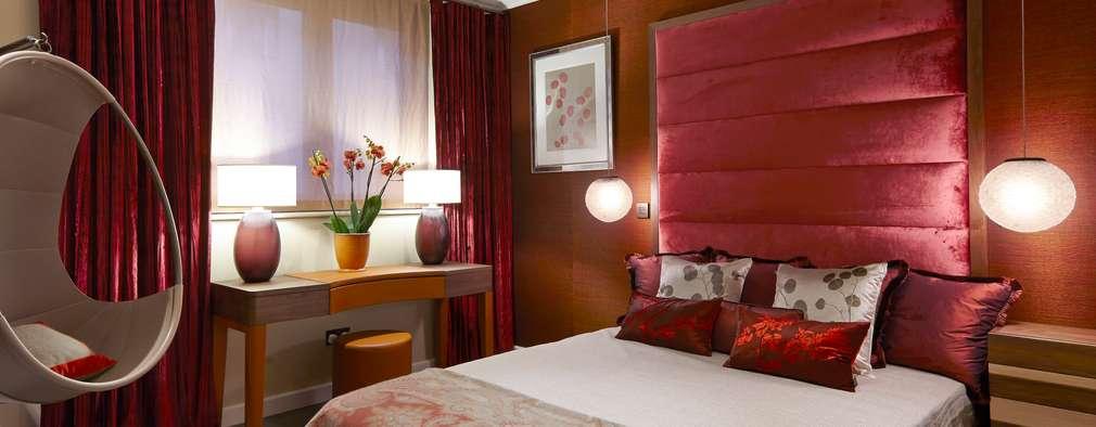modern Bedroom by Keir Townsend