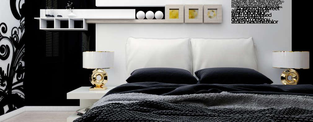 Phòng ngủ by Abb Design Studio