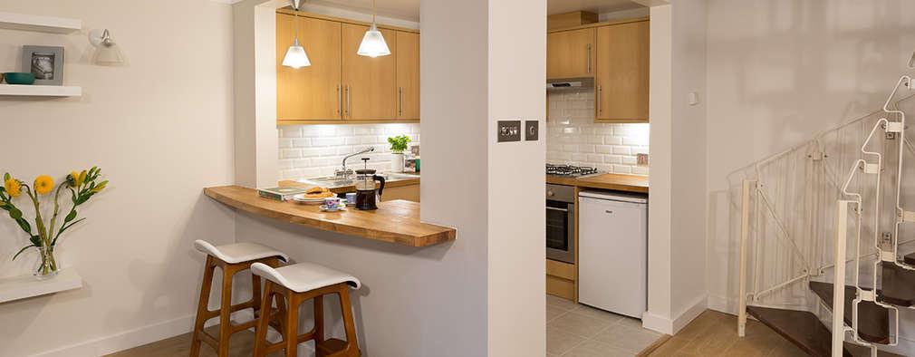 7 cuisines semi ouvertes pour lesquelles vous allez craquer. Black Bedroom Furniture Sets. Home Design Ideas