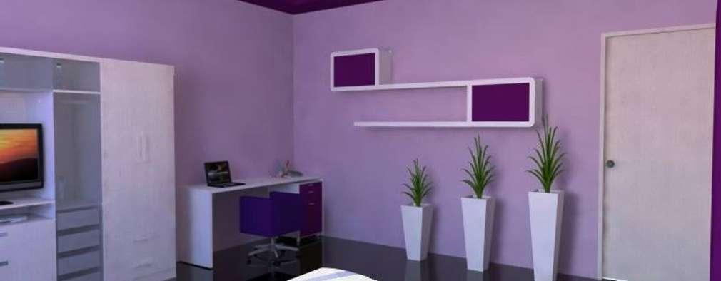 ما هي أفضل ألوان الحوائط لغرف النوم؟