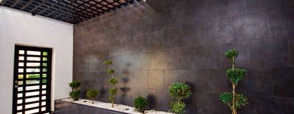 Jardineras 10 modelos perfectos para patios peque os for Modelos de patios
