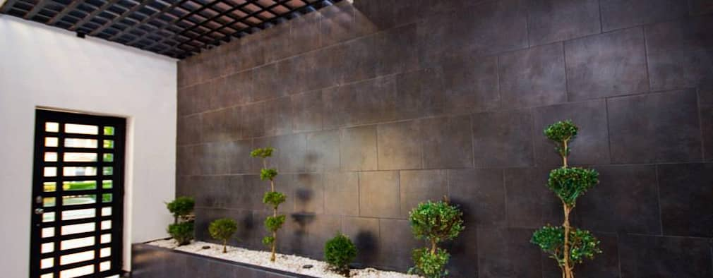 Jardineras 10 modelos perfectos para patios peque os for Pisos para patios pequenos