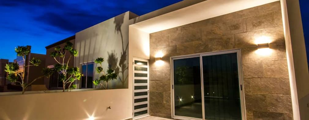 Terrazas  de estilo  por Cenit Arquitectos
