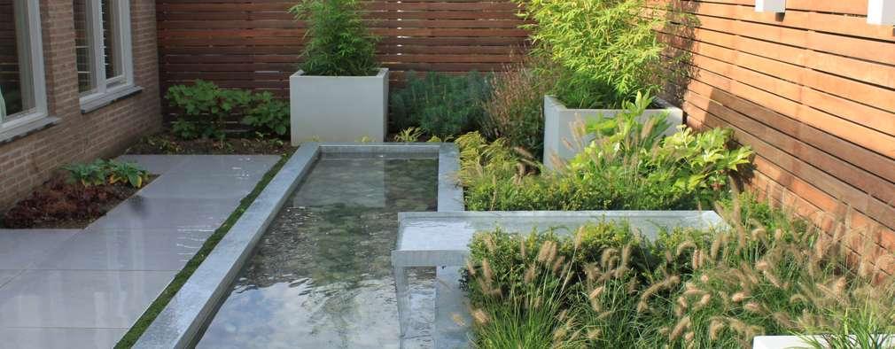 Vườn by Hoveniersbedrijf Guy Wolfs
