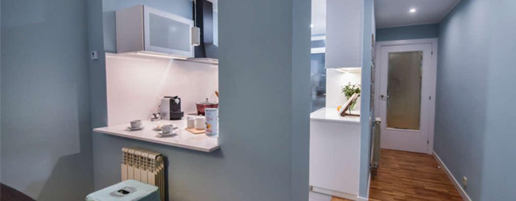 Cocinas de estilo moderno por iloftyou