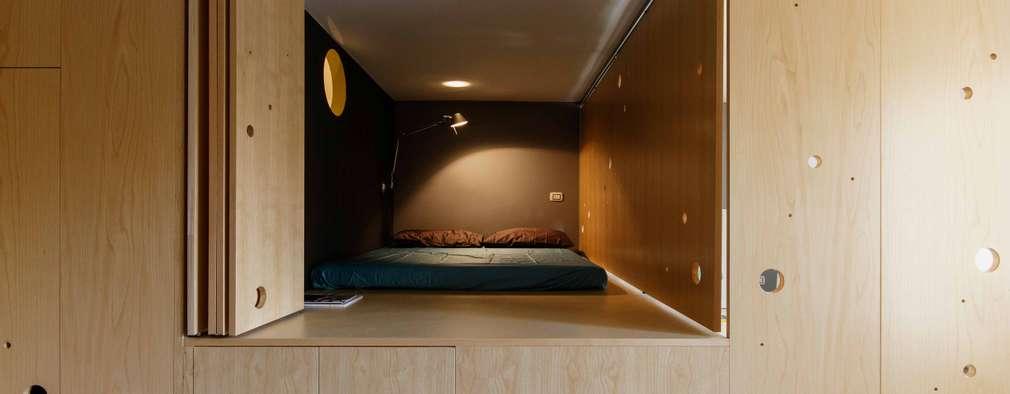 modern Bedroom by PLANAIR ®