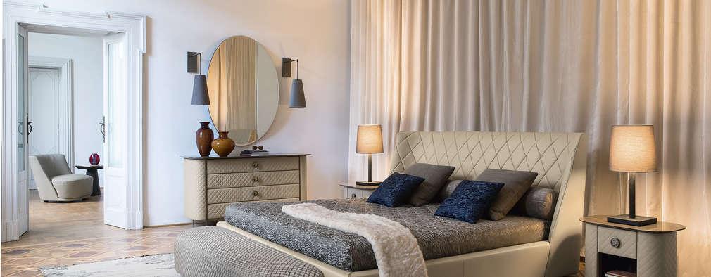 8 Camere da Letto in Stile Classico Moderno