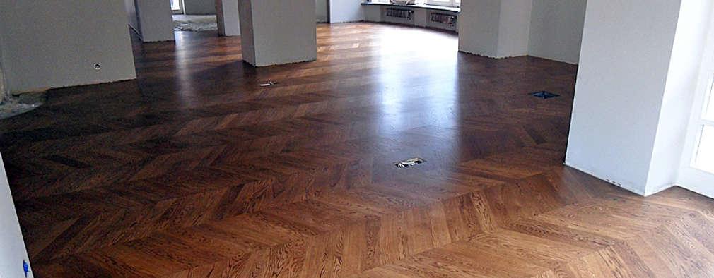 C mo reparar un piso de parquet con pulido y vitrificado - Como reparar un piso de parquet levantado ...