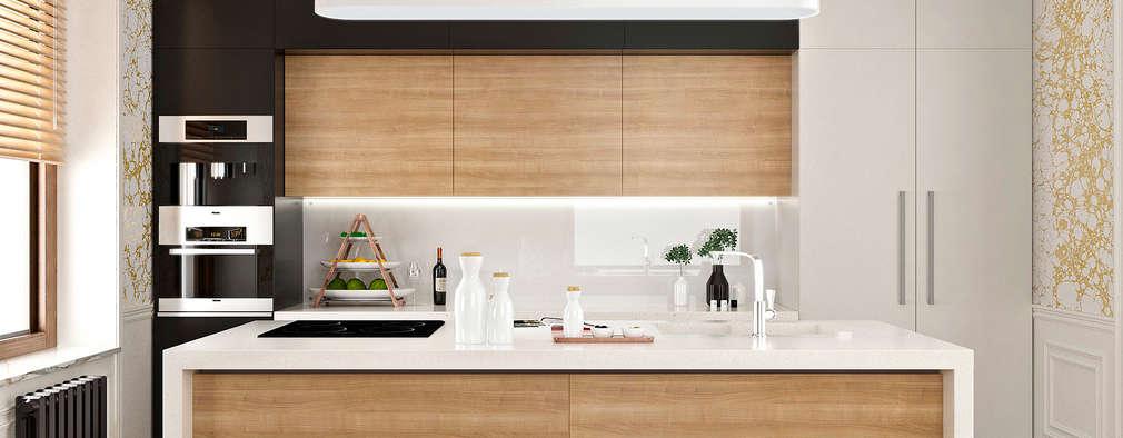 Cocinas de estilo clásico por ONE STUDIO