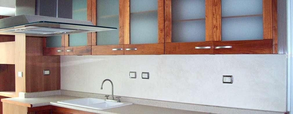25 diseños de cocinas que te puede hacer un buen carpintero