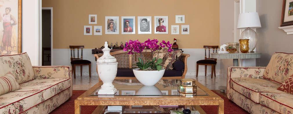 تنفيذ Marcia Pellegrini Designer + Interiores