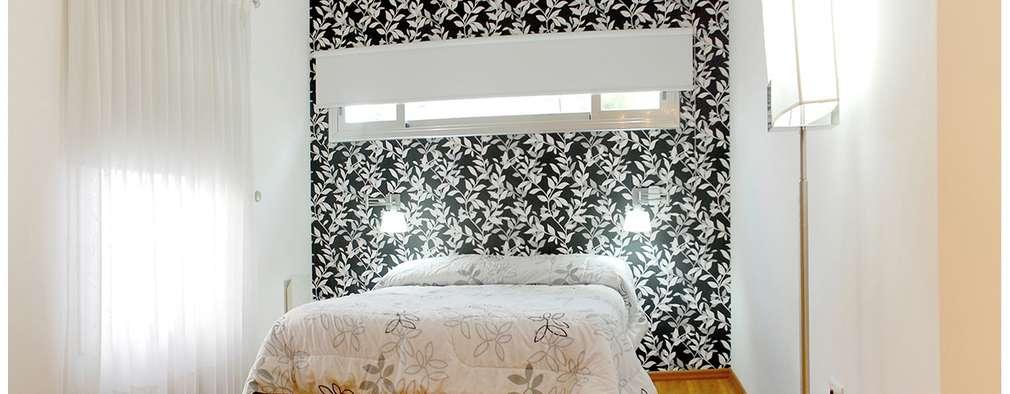 moderne Slaapkamer door Silvana Valerio