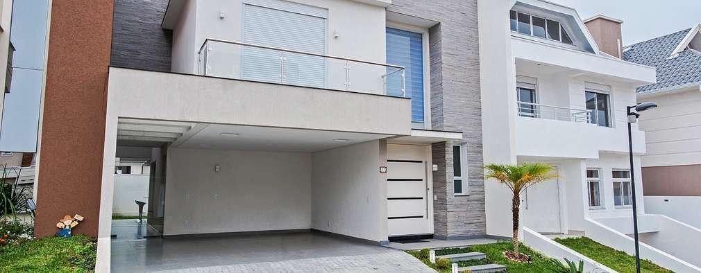 modern Houses by Patrícia Azoni Arquitetura + Arte & Design