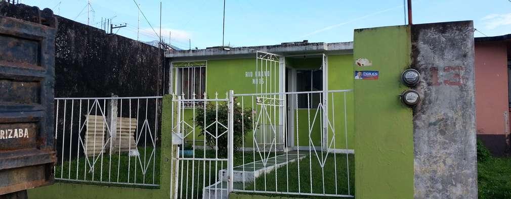 Casas modernas por Neutral Arquitectos