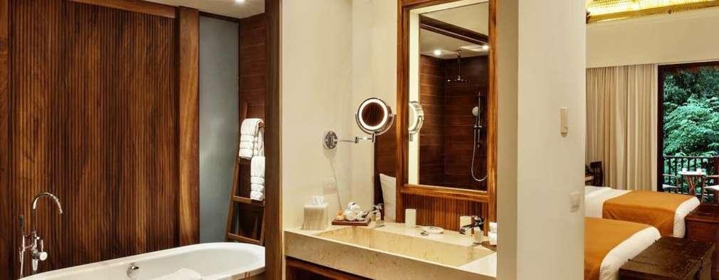 10 Badezimmer-Ideen für kleine Räume