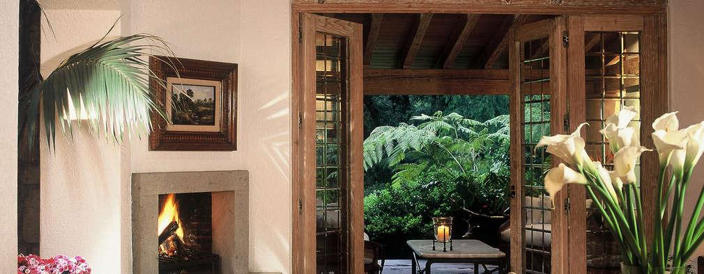 6 puertas de interior y exterior sensacionales for Puertas de interior y exterior