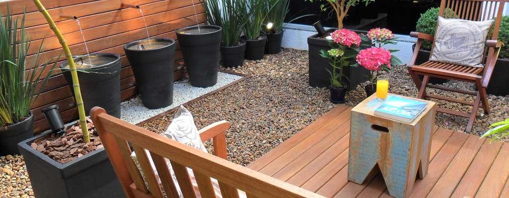 20 jardines y patios para copiar en casa techados y for Jardines preciosos casa