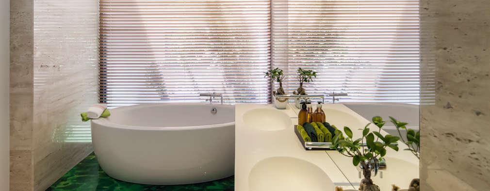 modern Bathroom by INAIN Interior Design