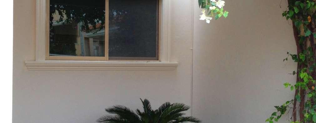 Jardines de estilo moderno por EcoEntorno Paisajismo Urbano