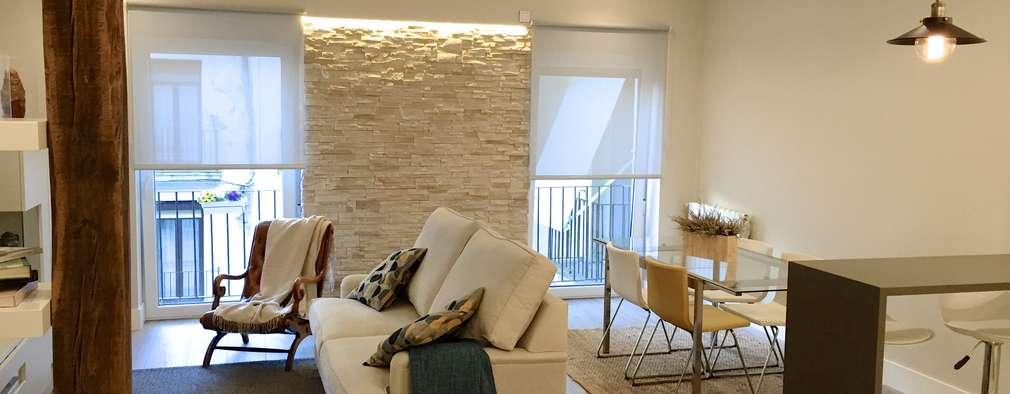 7 ideeën voor het inrichten van een klein appartement, Deco ideeën