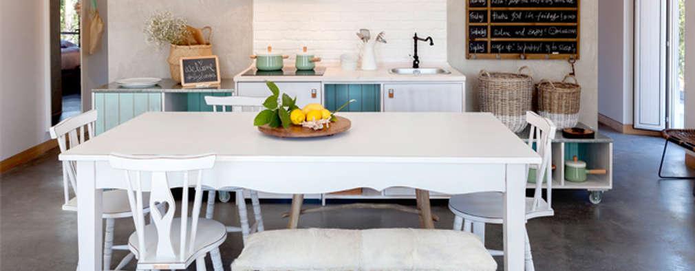 Projekty,  Kuchnia zaprojektowane przez SegmentoPonto4