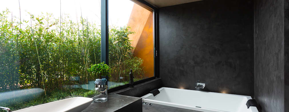 Atelier Data Ldaが手掛けた浴室