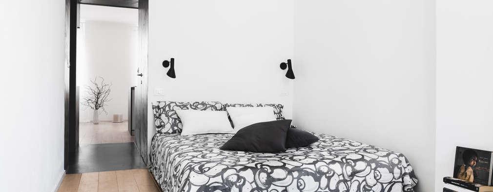 작은 침실의 변신을 위한 아이디어