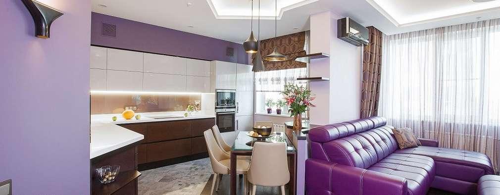 餐廳 by Alena Gorskaya Design Studio