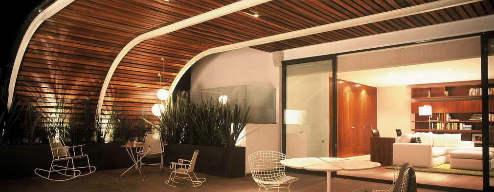 Terras door Weber Arquitectos