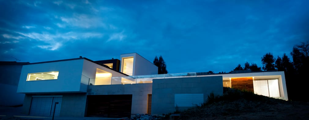 minimalistic Houses by mioconcept