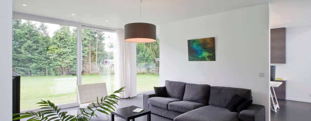 Kubisch, kompromisslos, cool: Minimalistisches Zuhause im Bauhausstil