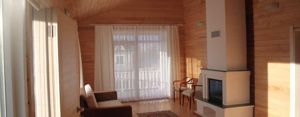 客廳 by Kuloğlu Orman Ürünleri