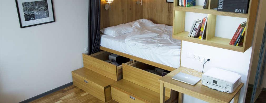 10 idee per organizzare al meglio una camera da letto piccola