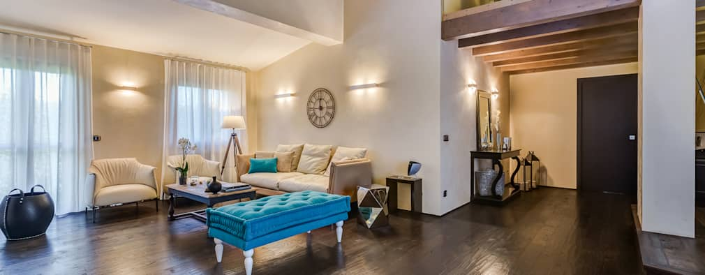 Klassische Wohnzimmer Von Erina Home Staging
