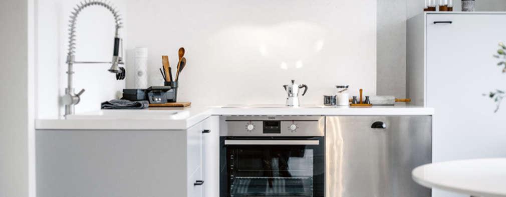 scandinavian Kitchen by Baltic Design Shop