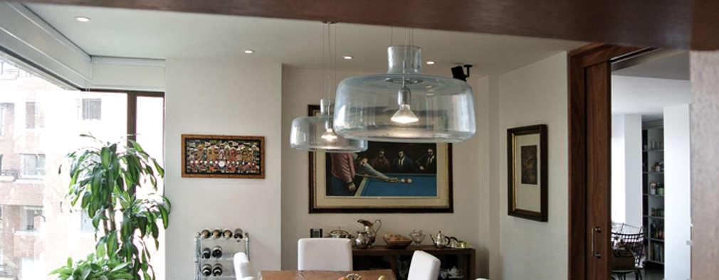 Phòng ăn by KDF Arquitectura