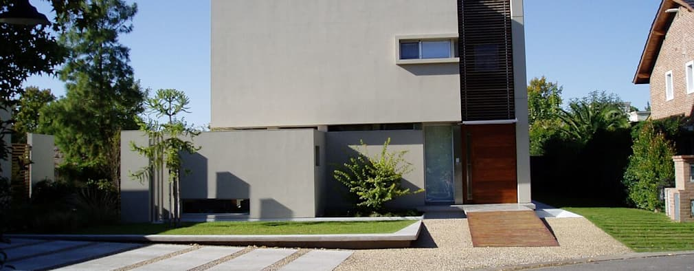 modern Houses by gatarqs