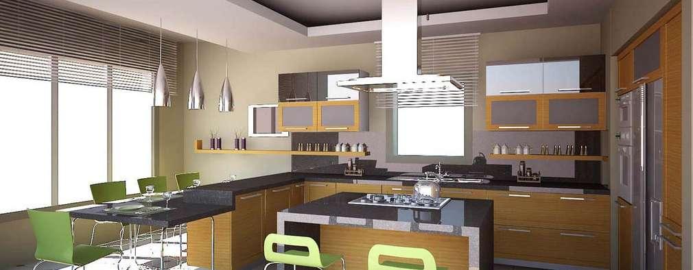 Barras de cocina pequeña: ¡6 ideas fabulosas!