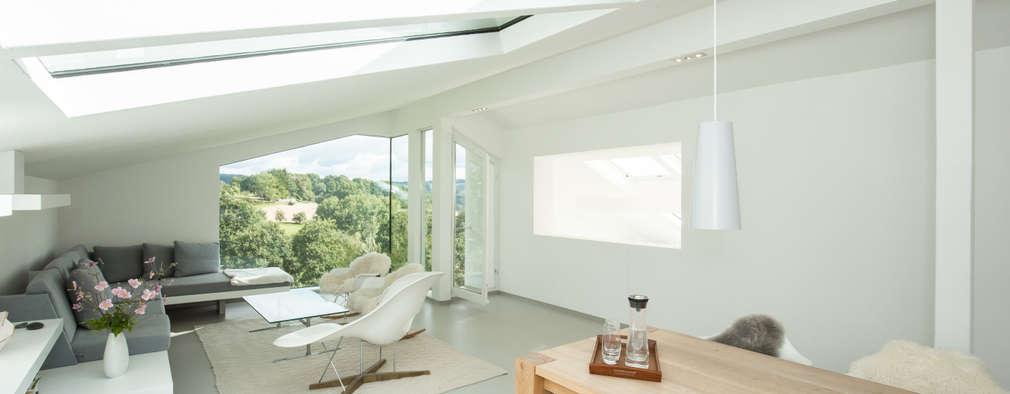Ruang Keluarga by Karl Kaffenberger Architektur | Einrichtung