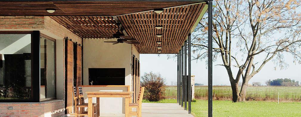 บ้านและที่อยู่อาศัย by BAM! arquitectura
