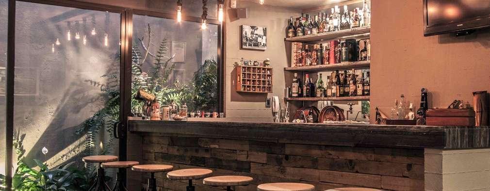 13 bares preciosos que puedes hacer t mismo en la casa for Bar de madera chile