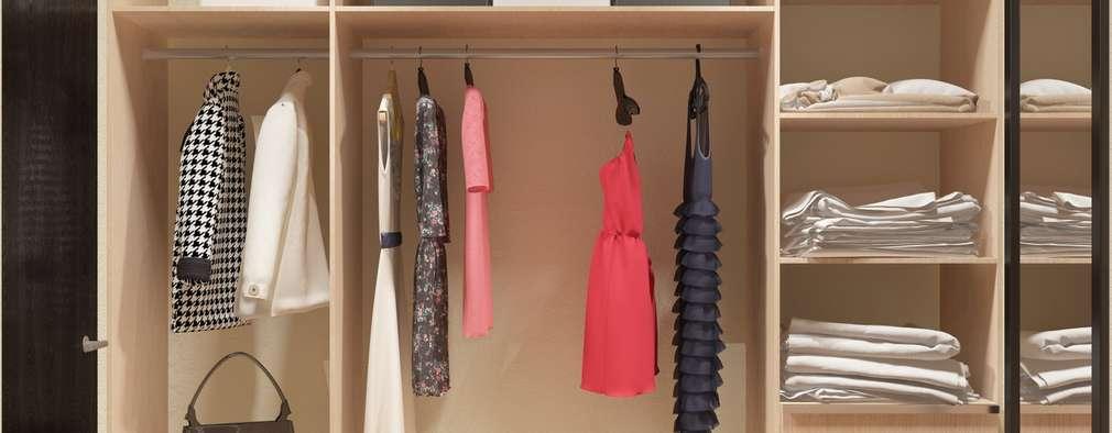 Cl sets modernos for Closet de tablaroca modernos