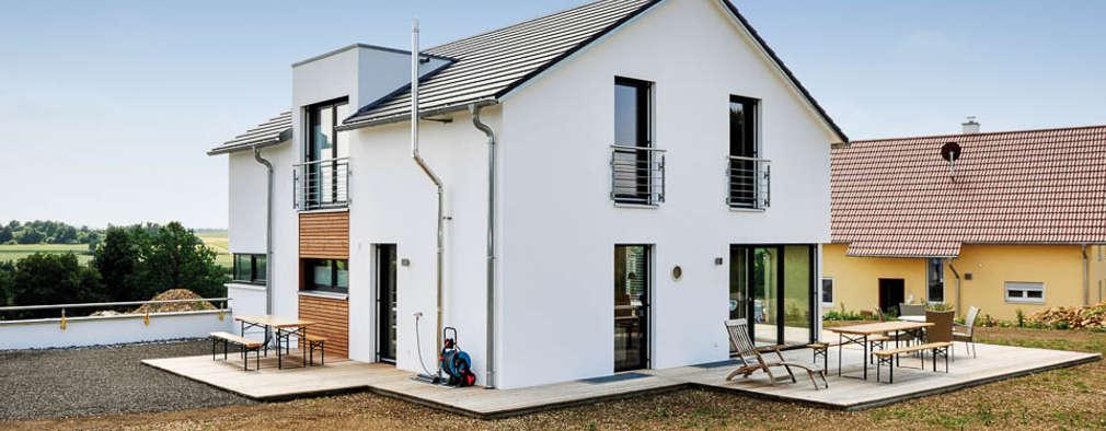modern Houses by Hauptvogel & Schütt Planungsgruppe