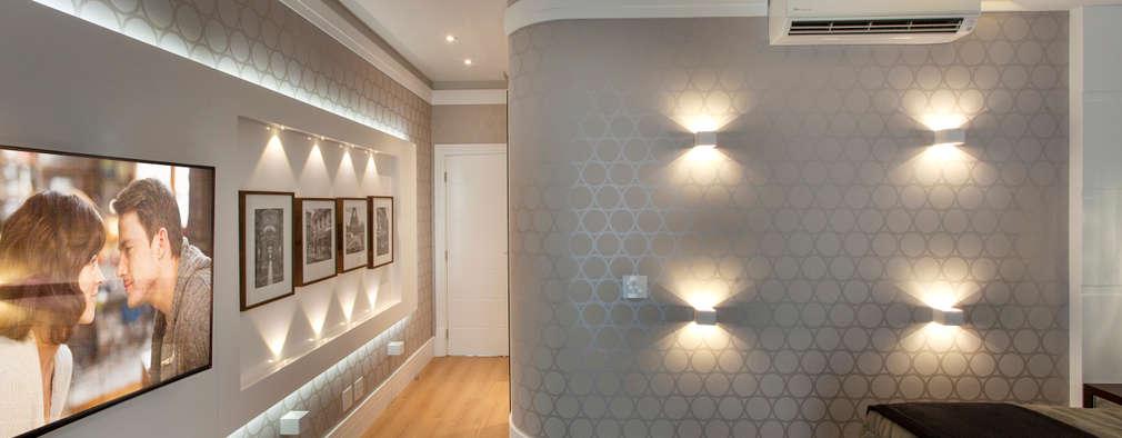 L mparas de pared y muchas ideas para iluminar tu hogar - Iluminacion para cuadros ...