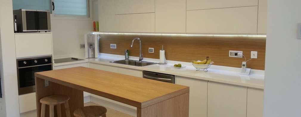 Cómo tener una cocina modular - Paso a paso