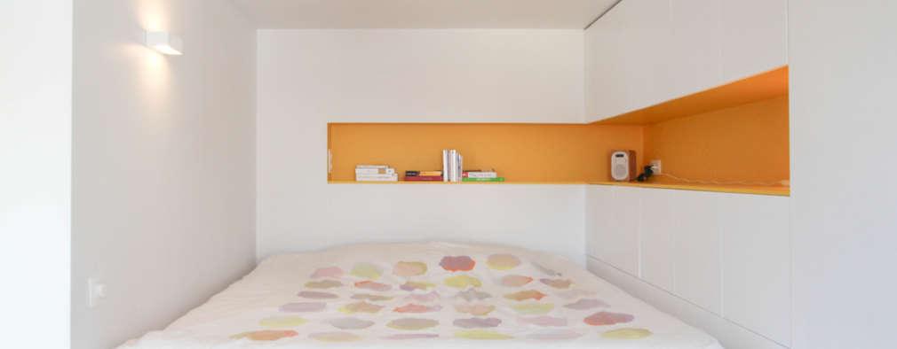 Alizée Dassonville | architecture의  침실