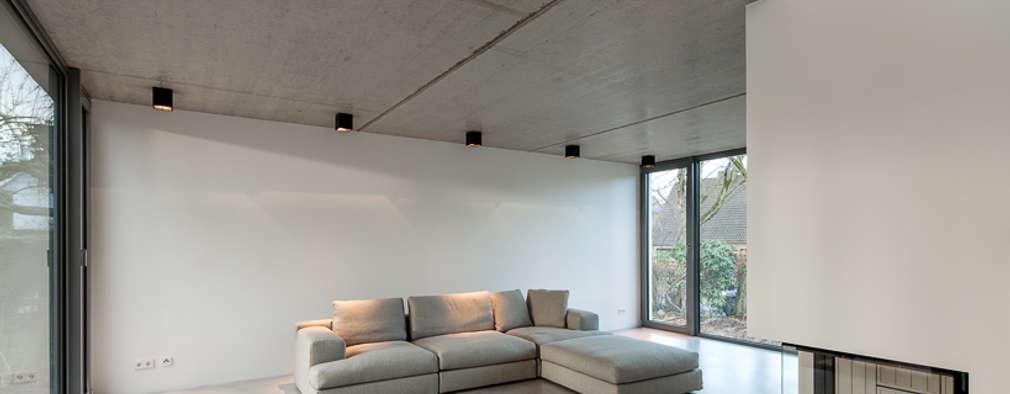 غرفة المعيشة تنفيذ HGK Hamburger Grundstückskontor