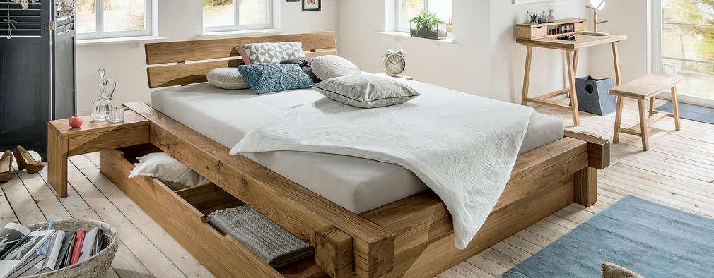 6 camas fantásticas ¡que puedes hacer tú mismo!