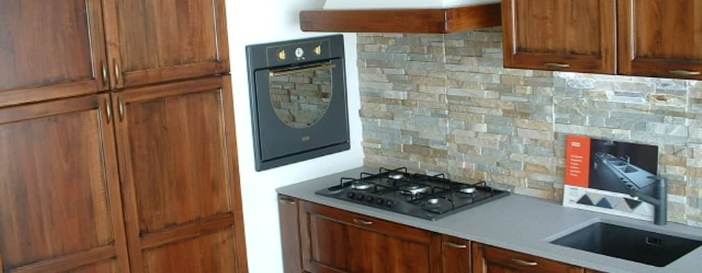 6 ideas económicas para que la pared de tu cocina luzca sensacional